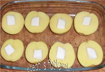 Ставим картошку в духовку