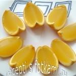 Апельсиновое желе в апельсинах